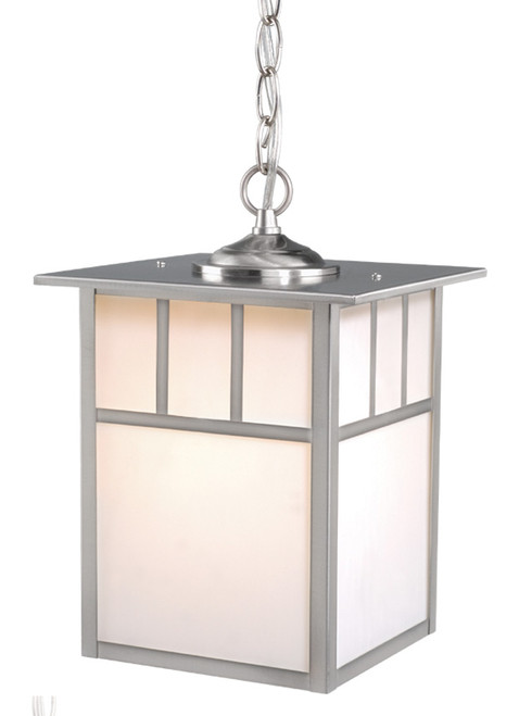"""Vaxcel OD14696ST Mission 9"""" Outdoor Pendant"""