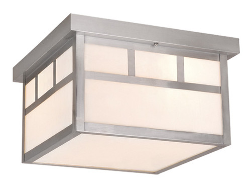 """Vaxcel OF14611ST Mission 12"""" Outdoor Ceiling Light"""