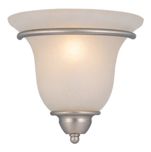 """Vaxcel WS35461BN Monrovia 10"""" Wall Sconce"""