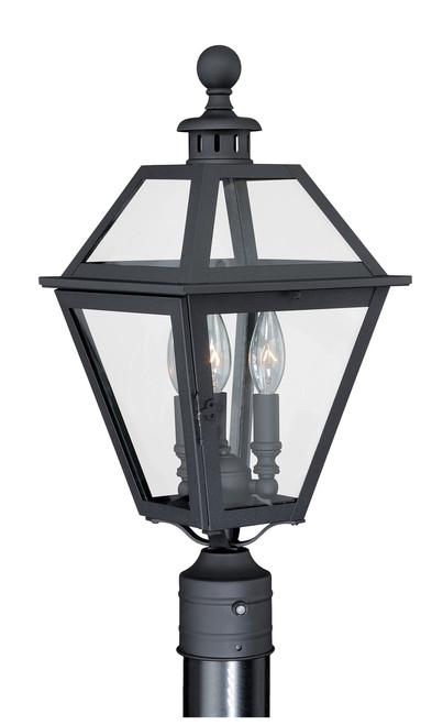 """Vaxcel T0082 Nottingham 9"""" Outdoor Post Light"""