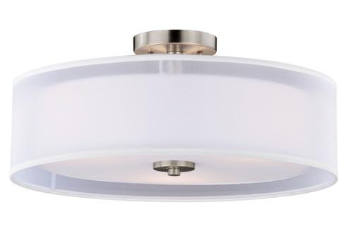 Vaxcel C0114 Nuage Semi Flushmount Ceiling