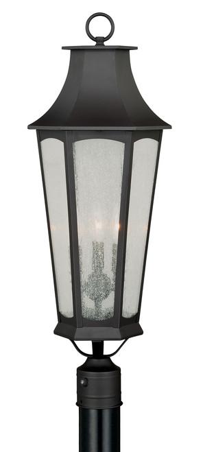 """Vaxcel T0118 Preston 10"""" Outdoor Post Light"""