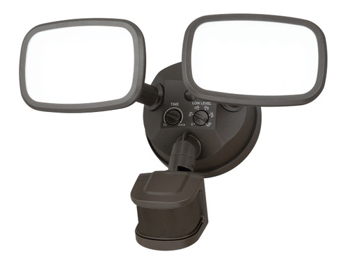 Vaxcel T0100 Sigma Smart Lighting 2 Light Smart Lighting Motion Sensor Security Light