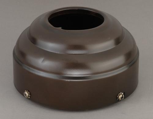 Vaxcel X-CK12BBZ Sloped Ceiling Fan Adapter Kit 3/4