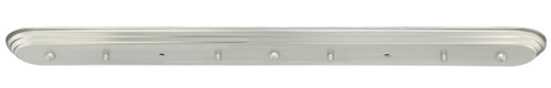 "Vaxcel P0155 Canopy 36"" Mini Pendant Holder 2 Light to 5 Light"