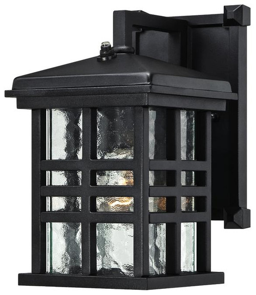 Westinghouse 6204500 Caliste One-Light Outdoor Wall Lantern with Dusk to Dawn Sensor