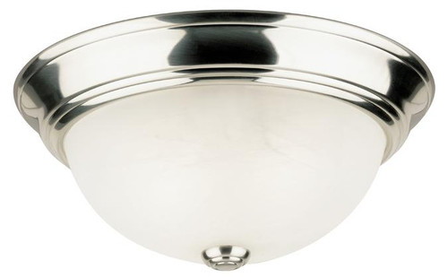 Westinghouse 6757300 Two-Light Indoor Flush-Mount Ceiling Fixture