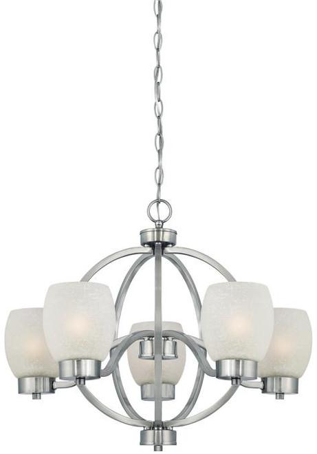 Westinghouse 6341200 Karah Five-Light Indoor Chandelier