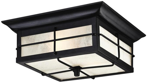 Westinghouse 6204800 Orwell Two-Light Outdoor Flush Fixture