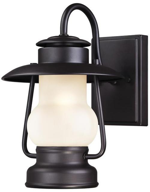 Westinghouse 6204200 Santa Fe One-Light Outdoor Wall Lantern