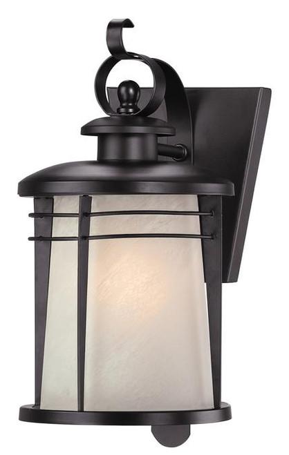 Westinghouse 6674100 Senecaville One-Light Outdoor Wall Lantern