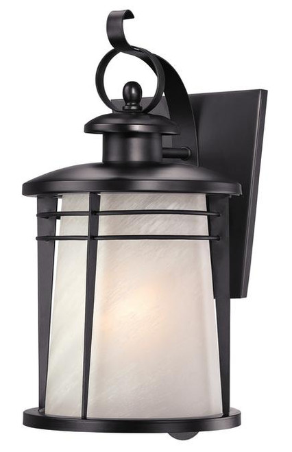 Westinghouse 6674200 Senecaville One-Light Outdoor Wall Lantern