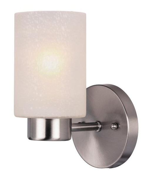 Westinghouse 6227800 Sylvestre One-Light Indoor Wall Fixture