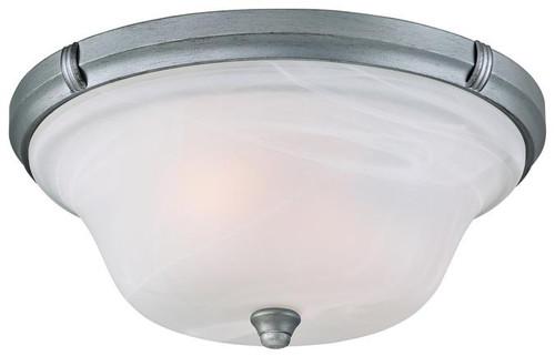 Westinghouse 6342300 Tolbut Two-Light Indoor Flush Ceiling Fixture