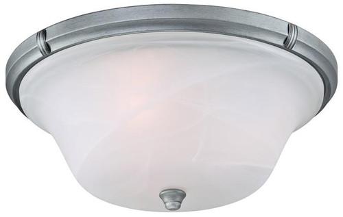 Westinghouse 6342500 Tolbut Three-Light Indoor Flush Ceiling Fixture