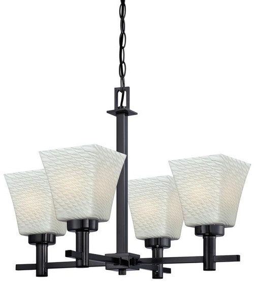 Westinghouse 63436A Wilkes Four-Light Indoor Chandelier