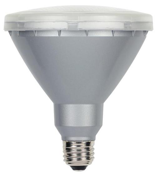 15 Watt (90 Watt Equivalent) PAR38 Flood Dimmable Indoor/Outdoor LED Light Bulb, ENERGY STAR 3000K Bright White E26 (Medium) Base, 120 Volt