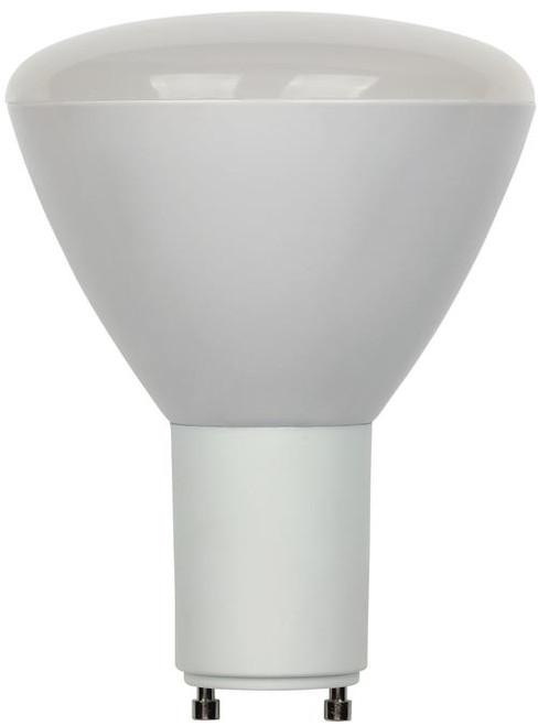 Westinghouse 3315900 8 Watt (65 Watt Equivalent) R30 Flood Dimmable LED Light Bulb 2700K Soft White Light GU24 Base, 120 Volt