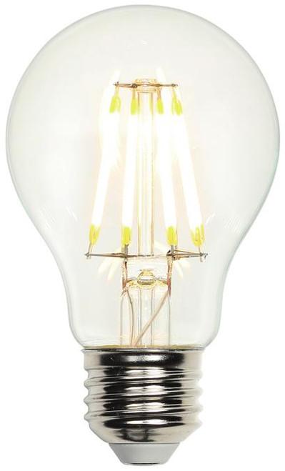 Free Shipping on Pack of 12 Westinghouse 4316500 6.5 Watt (60 Watt Equivalent) A19 Dimmable Filament LED Light Bulb 2700K Clear E26 (Medium) Base, 120 Volt