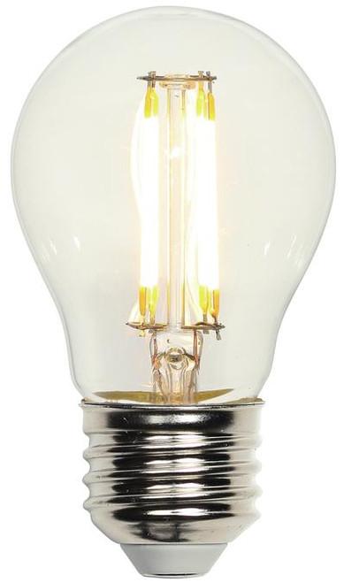 Westinghouse 4316600 4.5 Watt (40 Watt Equivalent) A15 Dimmable Filament LED Light Bulb 2700K Clear E26 (Medium) Base, 120 Volt