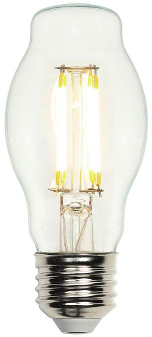 Westinghouse 4316700 4.5 Watt (Replaces 40 Watt) Decorative BT15 Dimmable Filament LED Lightbulbs