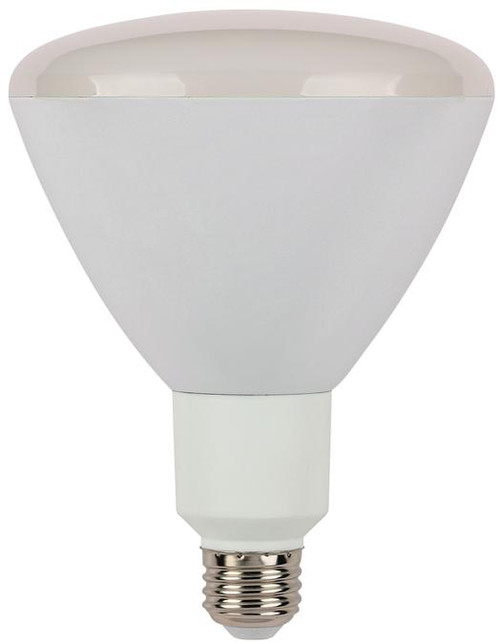 Westinghouse 3306300 12 Watt (Replaces 70 Watt) R40 Reflector Flood Dimmable LED Lightbulbs, ENERGY STAR
