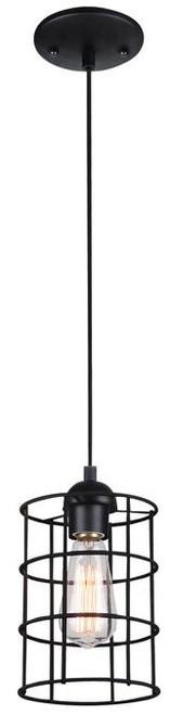 Westinghouse 6100600 One-Light Adjustable Mini Pendant