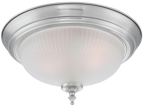 Westinghouse 6344400 Two-Light Indoor Flush Ceiling Fixture