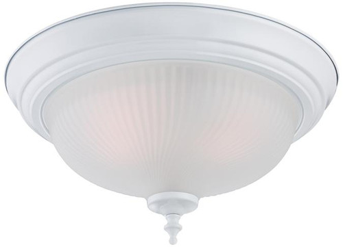 Westinghouse 6344600 Two-Light Indoor Flush Ceiling Fixture