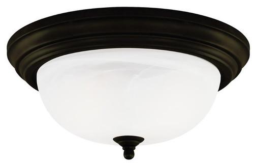 Westinghouse 6429000 One-Light Indoor Flush-Mount Ceiling Fixture