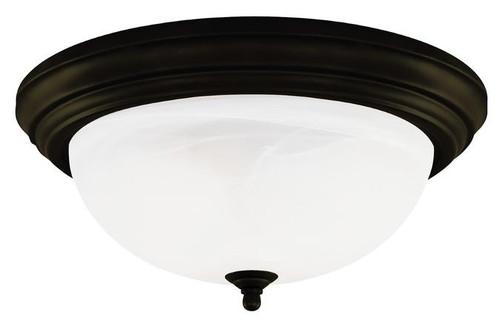 Westinghouse 6429200 Three-Light Indoor Flush-Mount Ceiling Fixture
