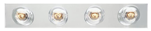 Westinghouse 6641100 Four-Light Indoor Bath Bar