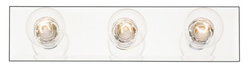 Westinghouse 6644800 Three-Light Indoor Bath Bar