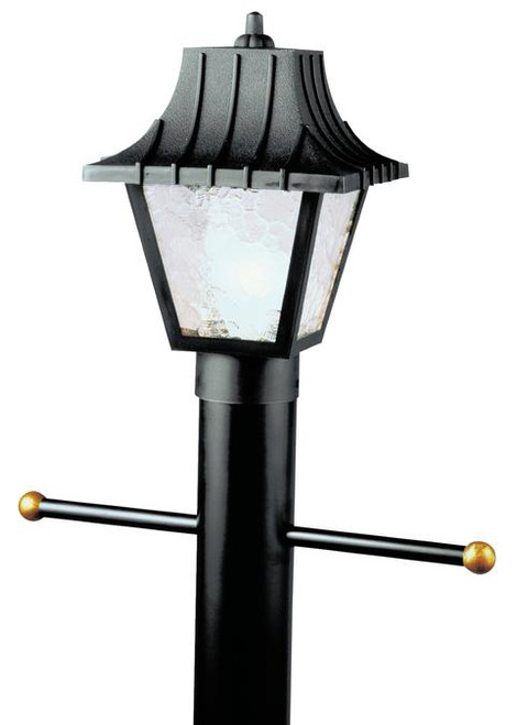Westinghouse 6687500 One-Light Post-Top Outdoor Lantern