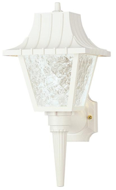 Westinghouse 6694600 One-Light Outdoor Wall Lantern with Removable Tail