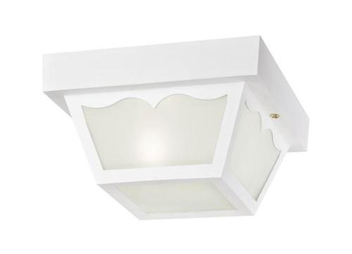 Westinghouse 6697500 One-Light Flush-Mount Outdoor Fixture