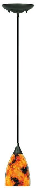 Westinghouse 6738400 One-Light Indoor Adjustable Mini Pendant
