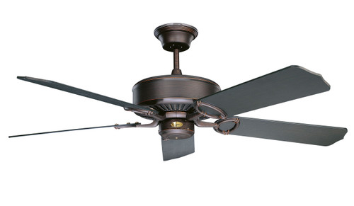 """Concord Fans 52MA5ORB 52"""" Madison Ceiling Fan in Oil-Rubbed Bronze"""