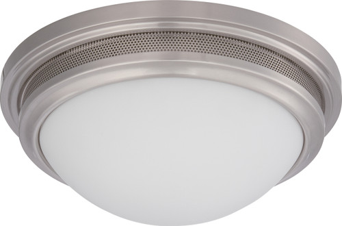 NUVO Lighting 62/534 Corry LED Flushmount Fixture with Frosted Glass