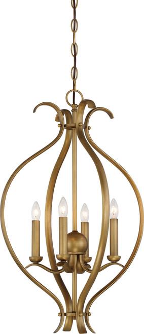 NUVO Lighting 60/5810 Dillard 4 Light Caged Pendant