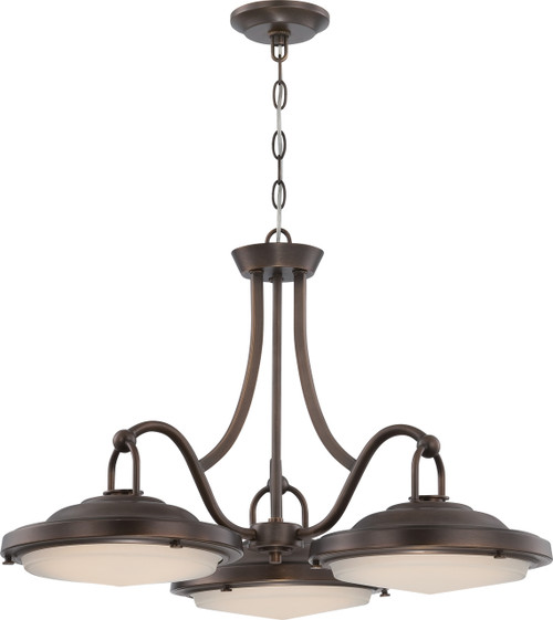NUVO Lighting 62/172 Sawyer LED Dinette Fixture