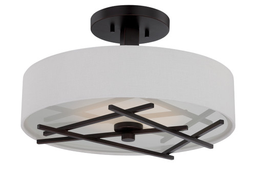NUVO Lighting 62/119 Stix LED Semi Flushmount