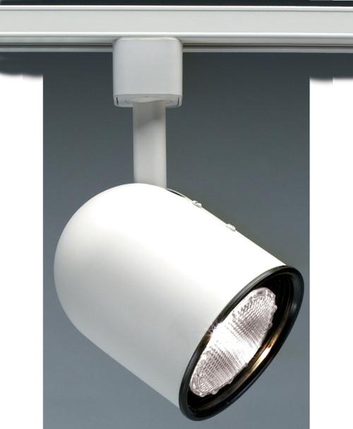 NUVO Lighting TH216 1 Light PAR20 Track Head Short Bullet Cylinder
