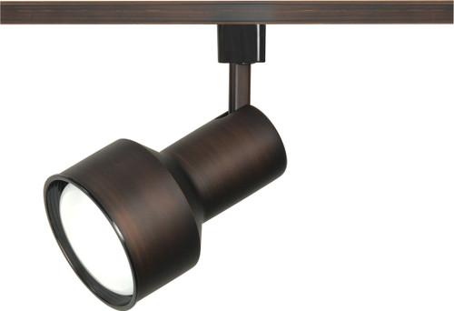 NUVO Lighting TH342 1 Light R30 Step Cylinder Track Head