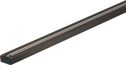 NUVO Lighting TR132 4' Track in Russet Bronze Finish