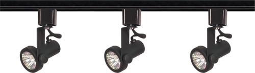 NUVO Lighting TK352 3 Light MR16 Gimbal Ring Track Kit Line Voltage
