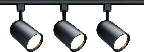 NUVO Lighting TK323 3 Light R30 Bullet Cylinder Track Kit