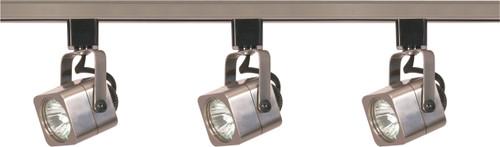 NUVO Lighting TK347 3 Light MR16 Square Track Kit Line Voltage
