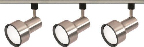 NUVO Lighting TK340 3 Light R30 Step Cylinder Track Kit