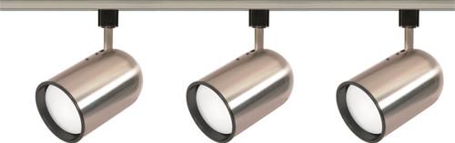 NUVO Lighting TK342 3 Light R30 Bullet Cylinder Track Kit
